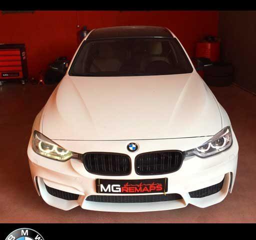 BMW 320 IED
