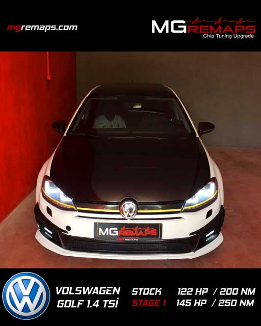 Volkswagen Golf 1.4 TSI 122 HP