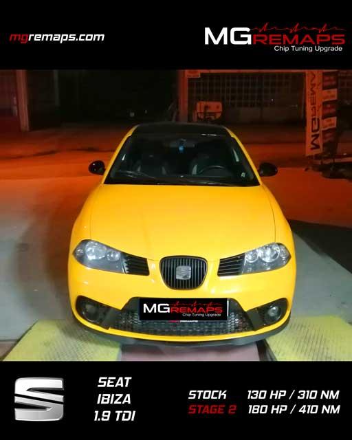 Seat Ibıza 1.9 TDI
