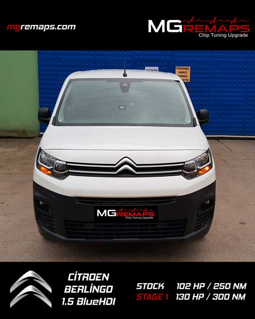 Citreon Berlingo 1.5 BlueHDI