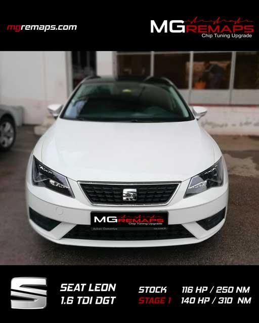 Seat Leon 1.6 TDI DGTE
