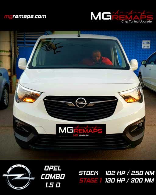 Opel Combo 1.5 D